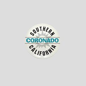 Coronado California Mini Button