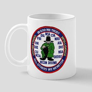U.S Intelligence Mug