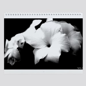 DarkLight FLower Wall Calendar