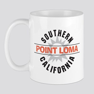 Point Loma California Mug