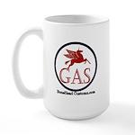 GAS! Large Mug