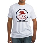 GAS! Fitted T-Shirt