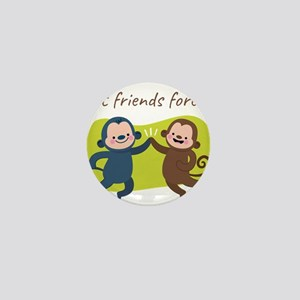 Best friends Mini Button