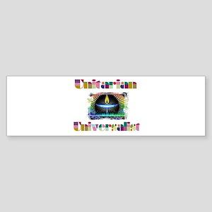 Unitarian Universalist 17 Merchandi Bumper Sticker