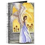 """Sunflower Angel"" Sunflower Angel Journal Notebook"