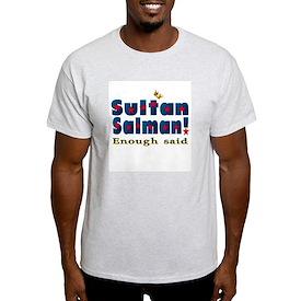 Sultan Salman 1 Merchandise T-Shirt