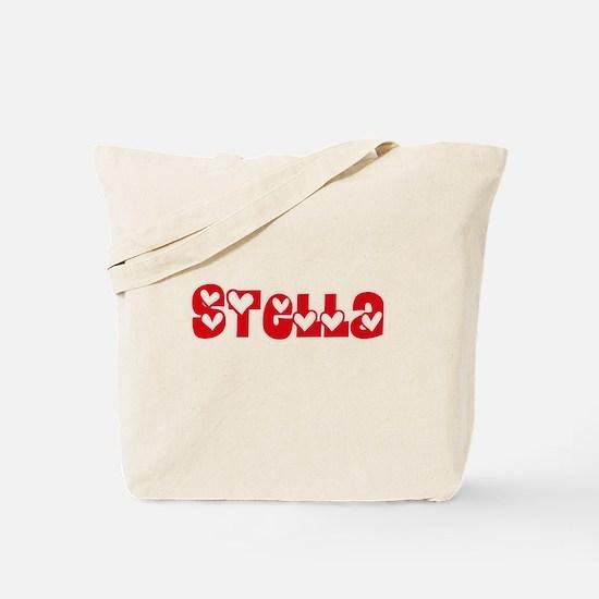 Stella Love Design Tote Bag