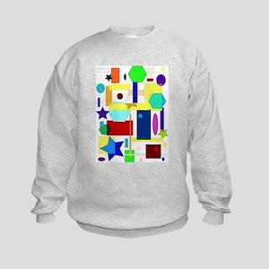 Color is art 5 Sweatshirt