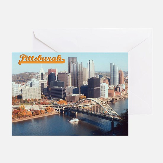 Cool Pittsburgh Greeting Card