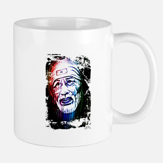 Sai Baba 1 Merchandise Mugs