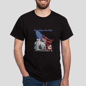 Bulldog These Colors Don't Run Dark T-Shirt