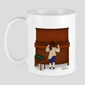 Young Ludwig at the Piano Mug