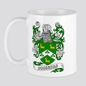 Robinson Coat of Arms Mug