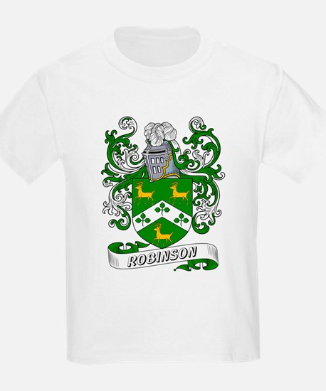 Robinson Coat of Arms Kids T-Shirt