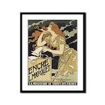Folies Bergere Framed Print