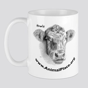 Howie the Cow, Animal Place Mug