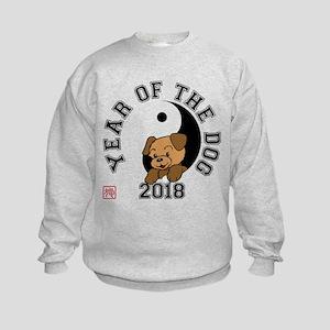YTD18p Kids Sweatshirt