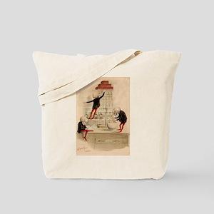 Pas De Substitution Tote Bag