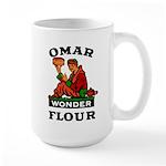 OMAR FLOUR Large Mug
