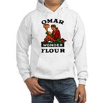 OMAR FLOUR Hooded Sweatshirt