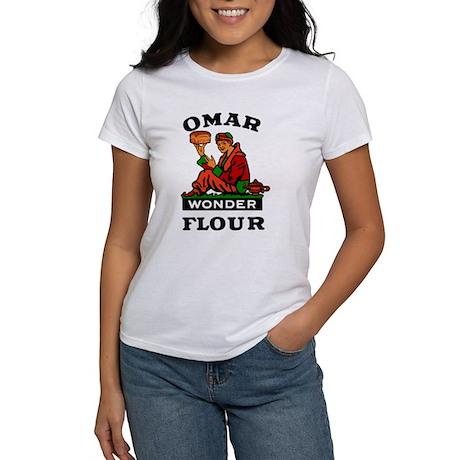 OMAR FLOUR Women's T-Shirt