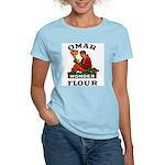 OMAR FLOUR Women's Light T-Shirt