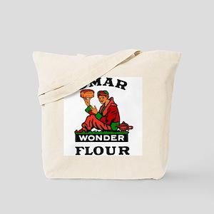 OMAR FLOUR Tote Bag