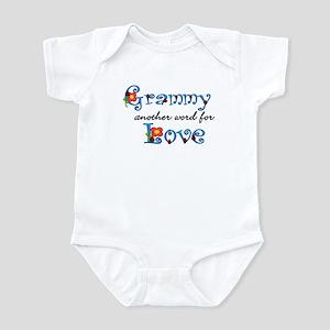 Grammy Love Infant Bodysuit