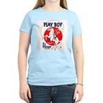 Play Boy Flour Women's Light T-Shirt