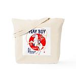 Play Boy Flour Tote Bag
