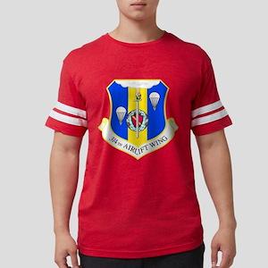 314th Black T-Shirt