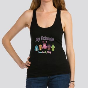 Friends Come in All Colors Tank Top
