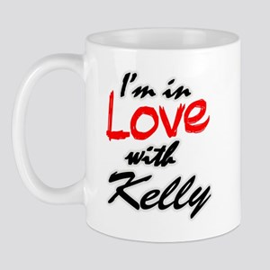 in Love with Kelly Mug