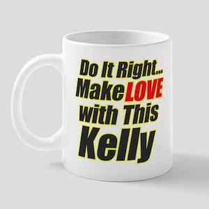 Make love with this Kelly Mug