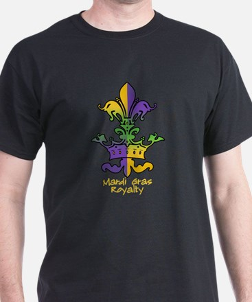 Mardi Gras Royalty T-Shirt