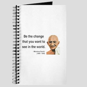 Gandhi 1 Journal