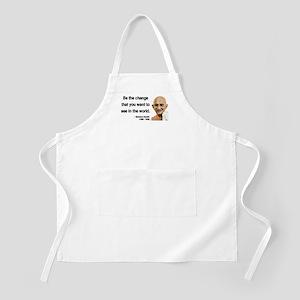 Gandhi 1 BBQ Apron