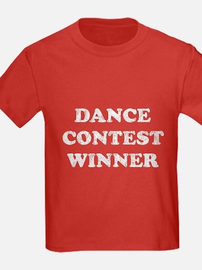 Vintage Dance Contest Winner T