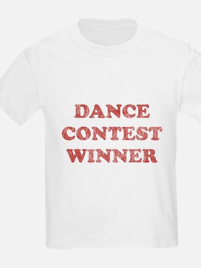 Vintage Dance Contest Winner T-Shirt