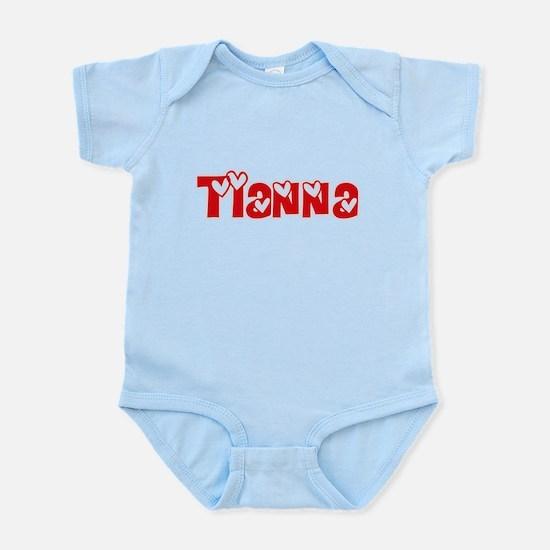 Tianna Love Design Body Suit