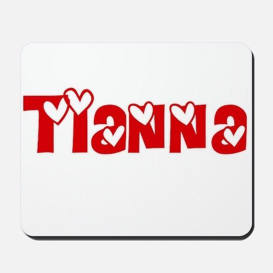 Tianna Love Design Mousepad