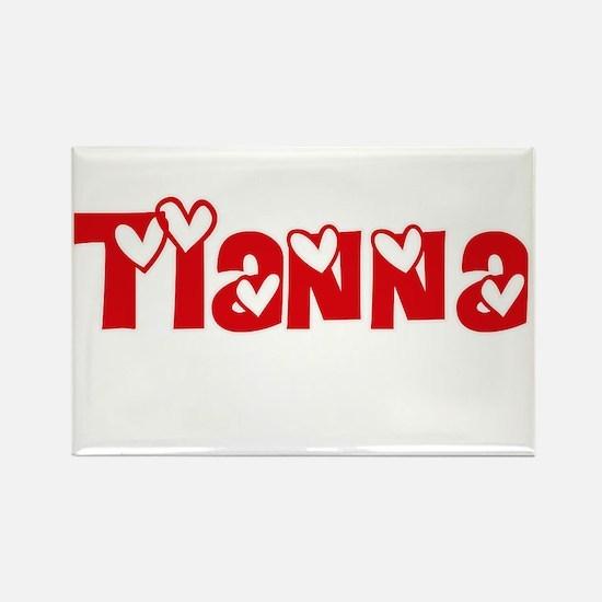 Tianna Love Design Magnets