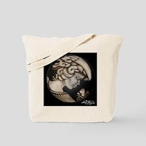 Lillian cameo onyx Tote Bag