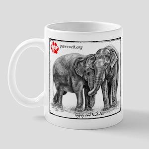 Nicholas & Gypsy Mug