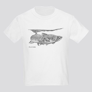 Brook Trout Kids Light T-Shirt