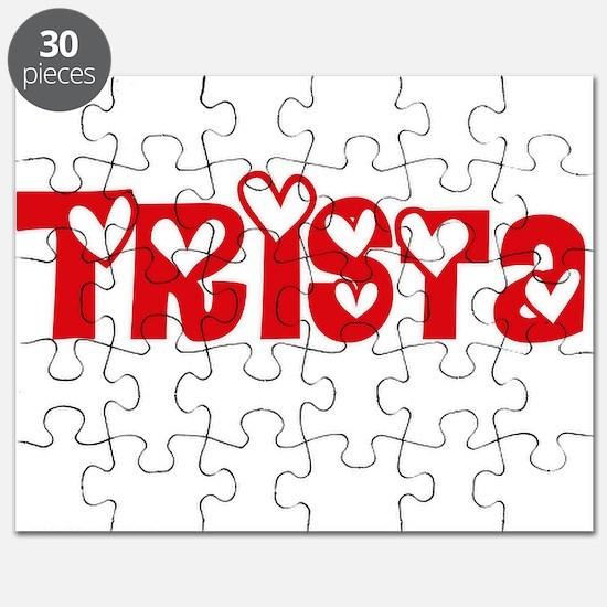 Trista Love Design Puzzle