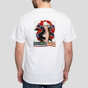 Di Anne Foxx White T-Shirt