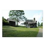 Brinegar Cabin Postcards (Package of 8)