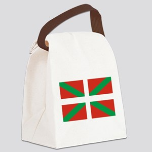 IKURRINA IKURRIÑA DRAPEAU BA Canvas Lunch Bag