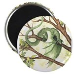"""Green Fairy Dragon 2.25"""" Magnet (10 pack)"""
